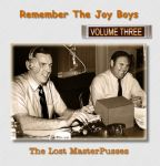 Joy Boys Volume Three