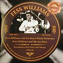 Fess Williams and his Joy Boys record label