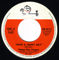 Happy Day record