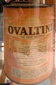 Ovaltine can