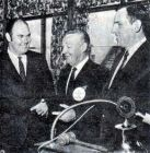 photo of Willard, Jerry Strong, and Ed