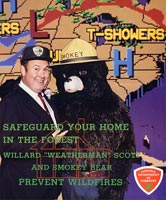 Willard Scott and Smokey The Bear