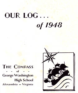 yearbook title page